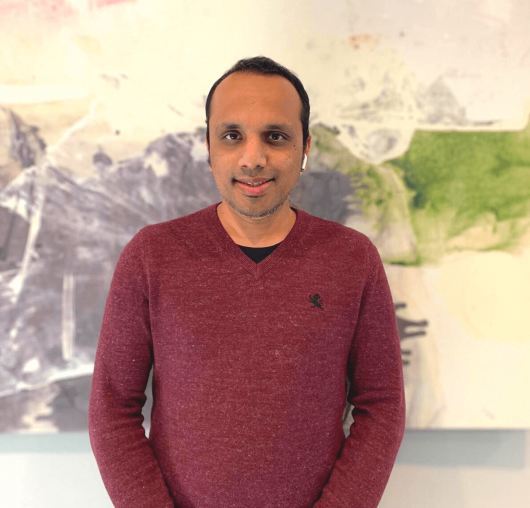 Abdullah, Chief Digital Strategist